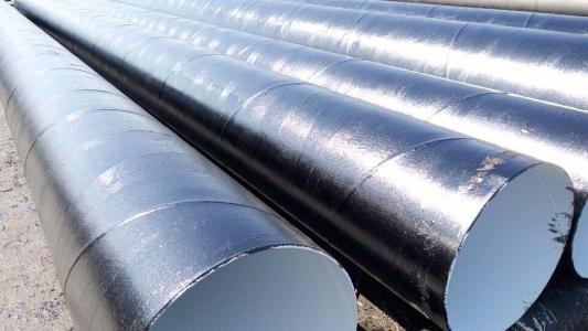 梅州三布五油防腐直缝焊管生产加工